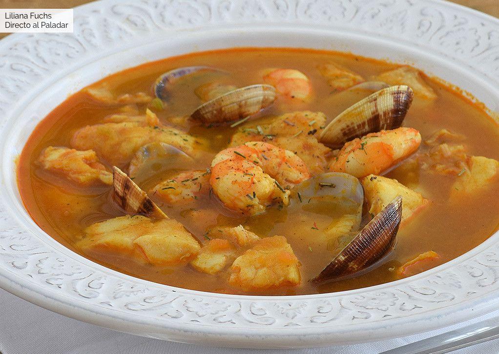 Recetas De Sopa Pescado