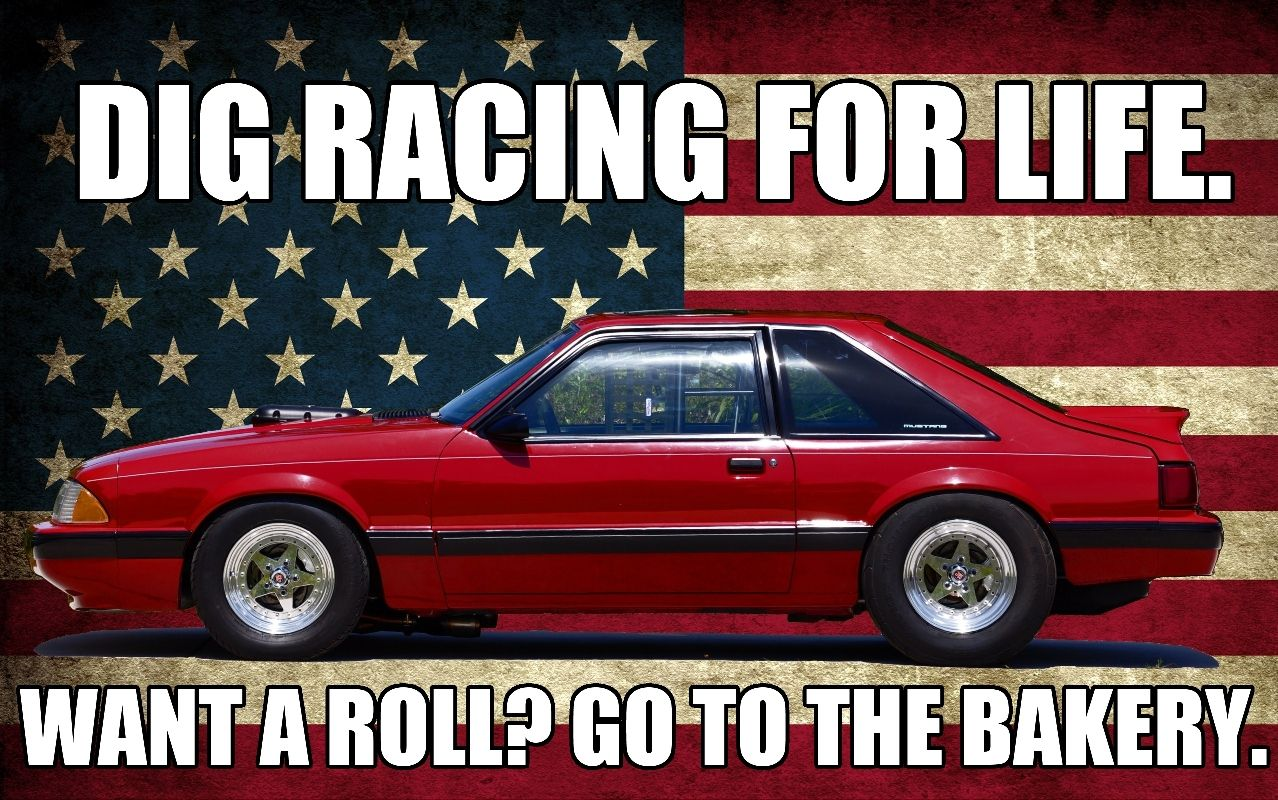 Somebody had to say it. Fox mustang, Fox body mustang