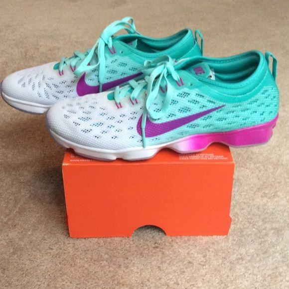 Nueva Training Nike Zoom Fit Agilidad Cross Training Nueva Zapato Nwt Cross Training 5ec83e