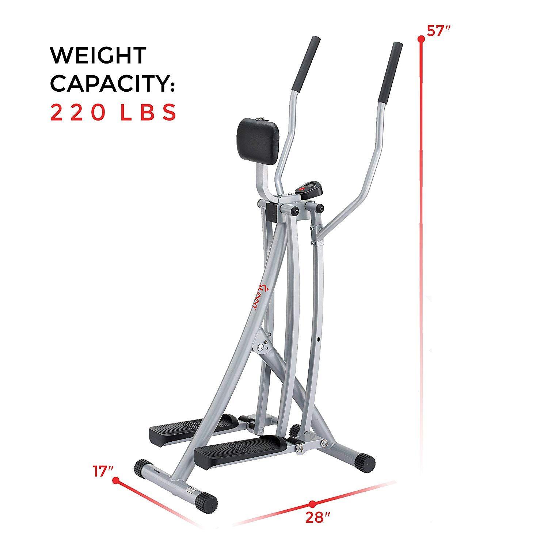Sunny Health & Fitness SFE902 Air Walk