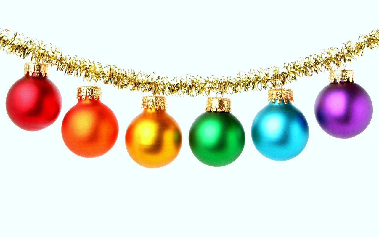 Rainbow Christmas Ornaments Color Christmas Facebook