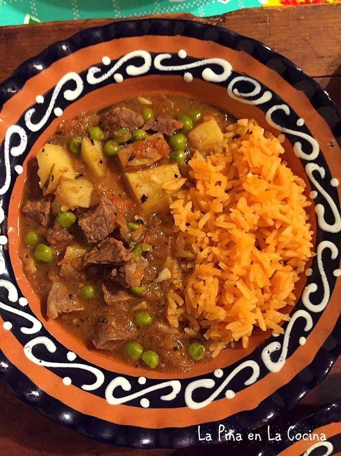 Photo of Cortadillo Norteño (Mexican Beef and Potato Stew)