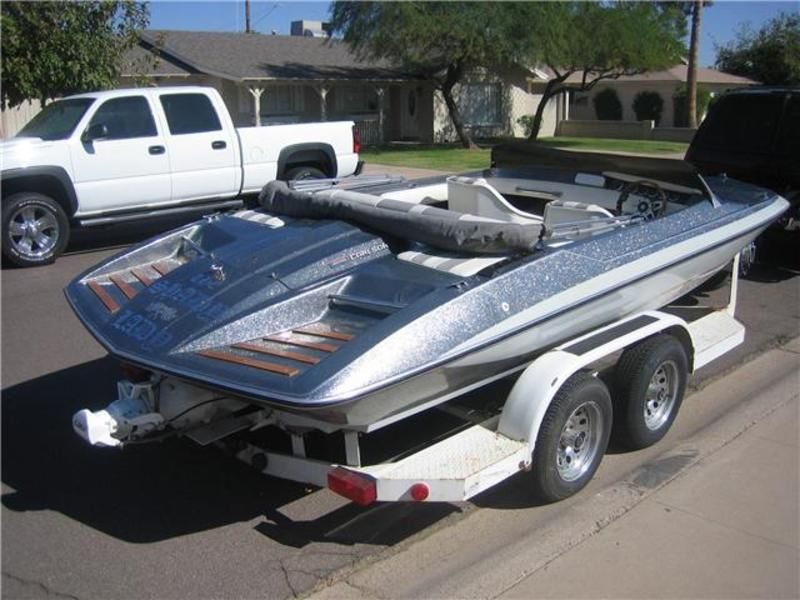1977 Glastron Carlson CVX 20 Jet Boat | Runabouts | Power boats