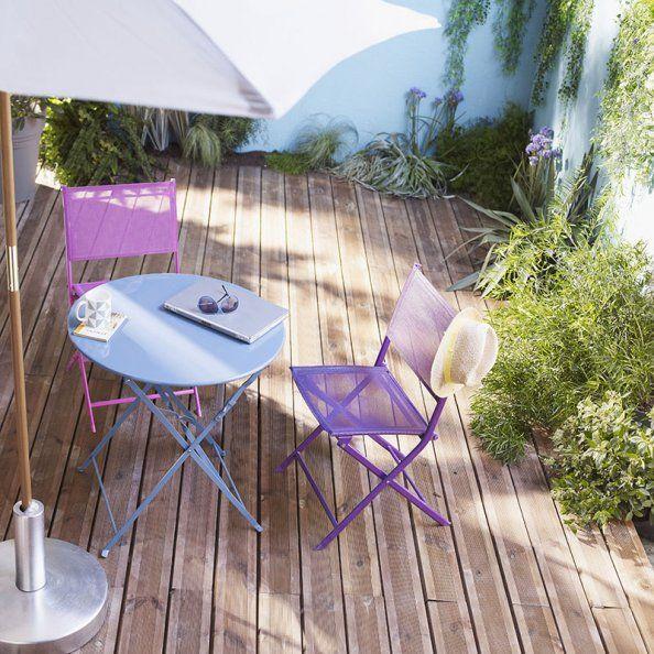 dallage express pour la terrasse tout ce qu 39 il faut savoir lames de terrasse castorama et. Black Bedroom Furniture Sets. Home Design Ideas