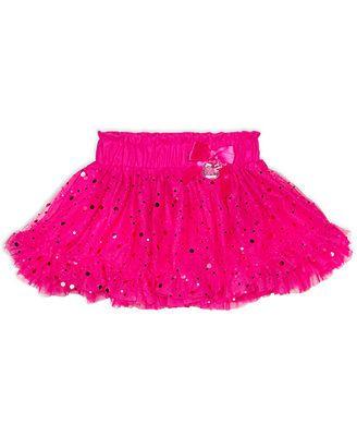 d62d5dda35 Hello Kitty Little Girls' Dot Hologram Tutu Skirt | Hello Kitty for ...