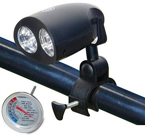 Durrelli Super Bright LED BBQ Barbecue Grill Light Handle ...