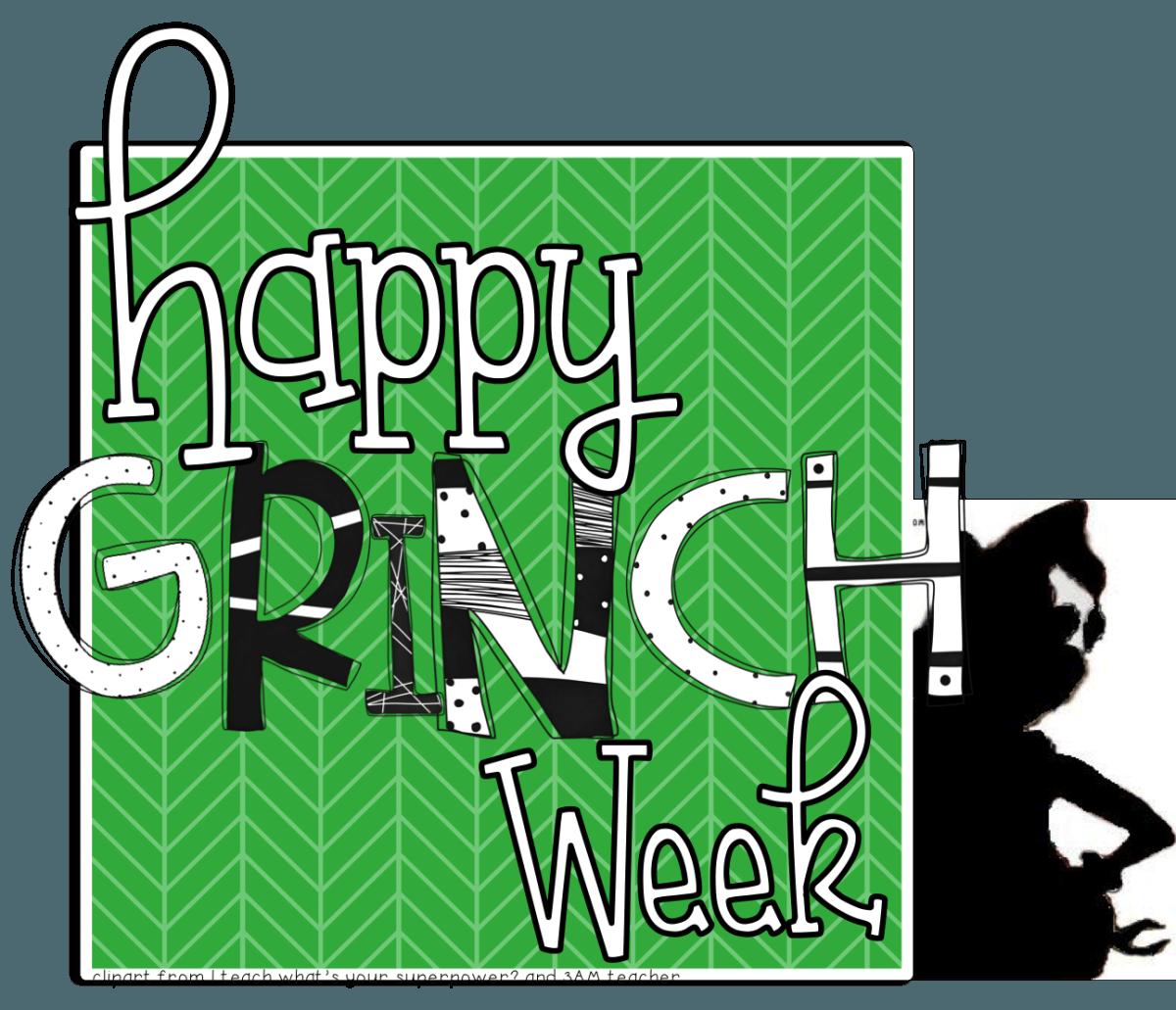 Grinch Week Freebies
