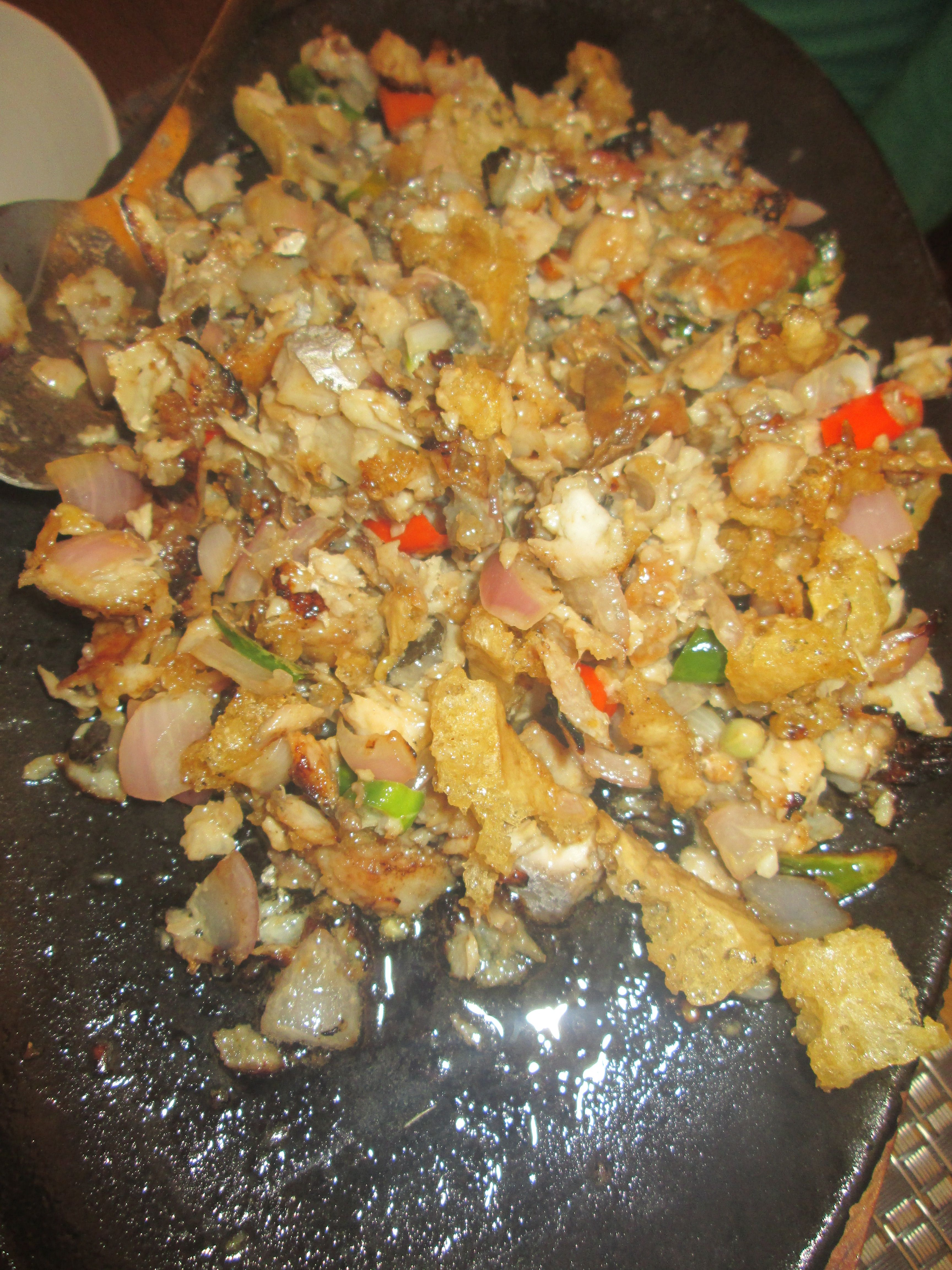 chicken sisig how to cook