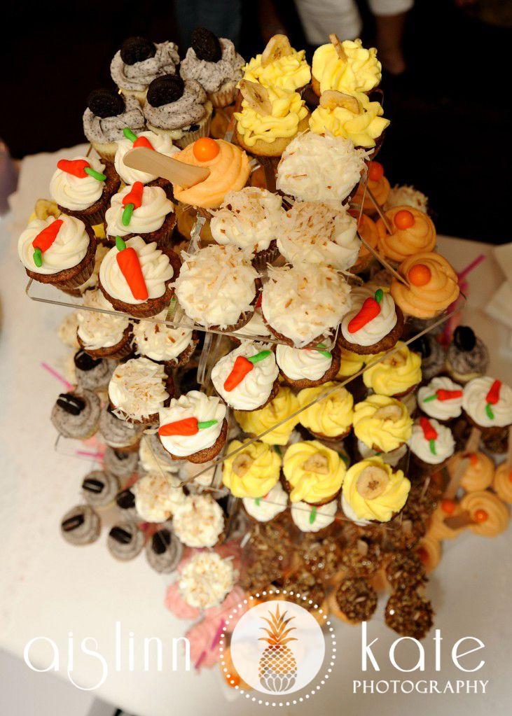 mini cupcake wedding cake | I Do Details | Pinterest | Cupcake ...