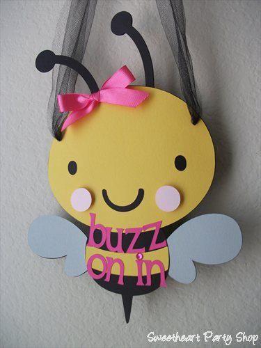 Bee Theme- so cute!