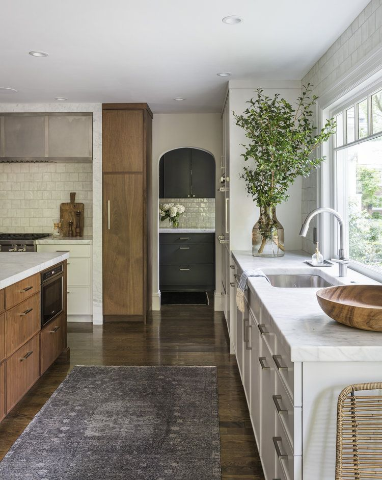 Wellesley Hills Thread Simple Kitchen Cabinets Home Decor Kitchen Home Kitchens