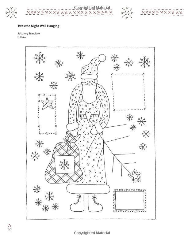 Stitch it for Christmas: Festive Sewing Projects to Craft