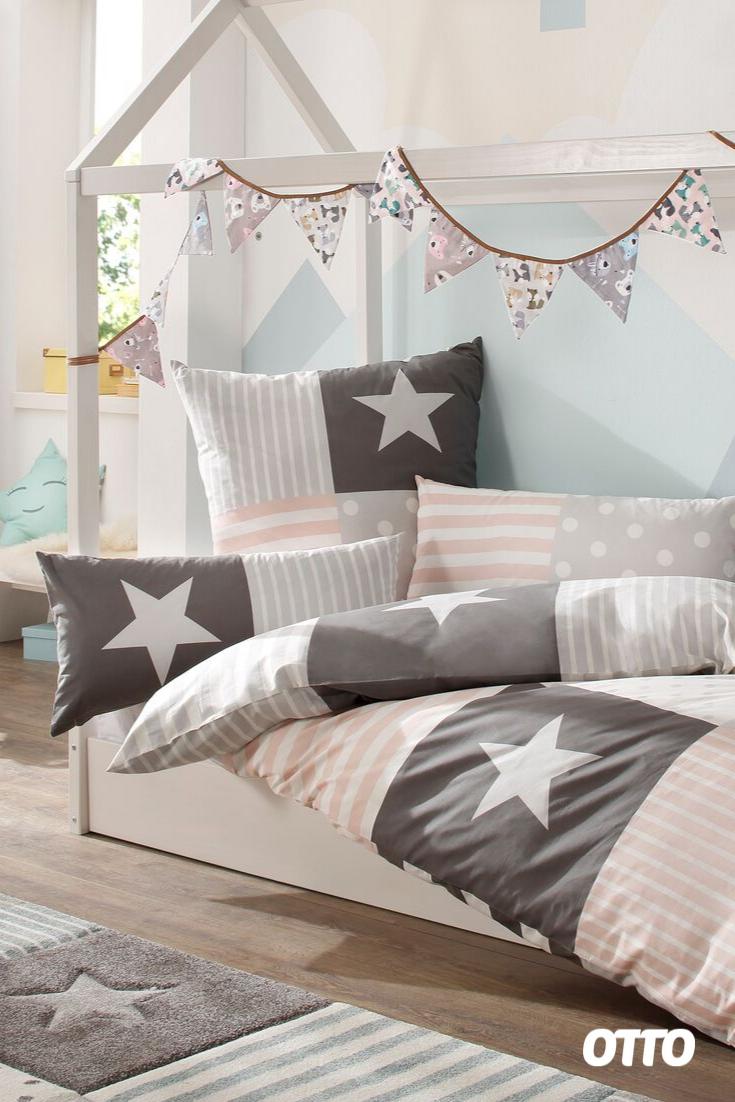 Bettwäsche für Mädchen Kinderbettwäsche mit liebevollen