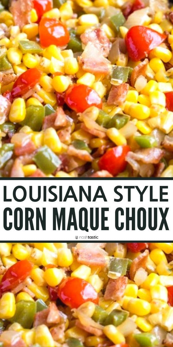Easy Corn Maque Choux Recipe