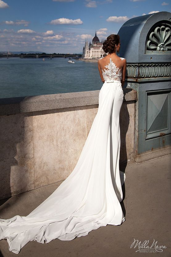 Wedding dresses Milla Nova 2016 available in Chicago lace ...