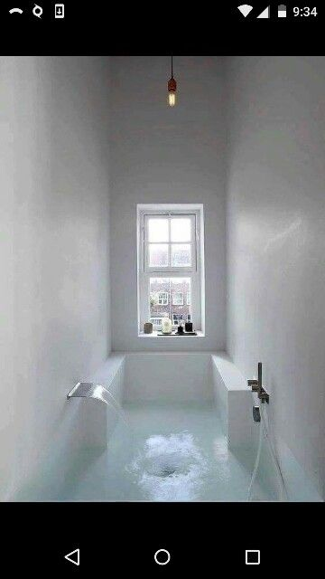 Bath That Fills An Entire Room Forget The Bathroom I Need This