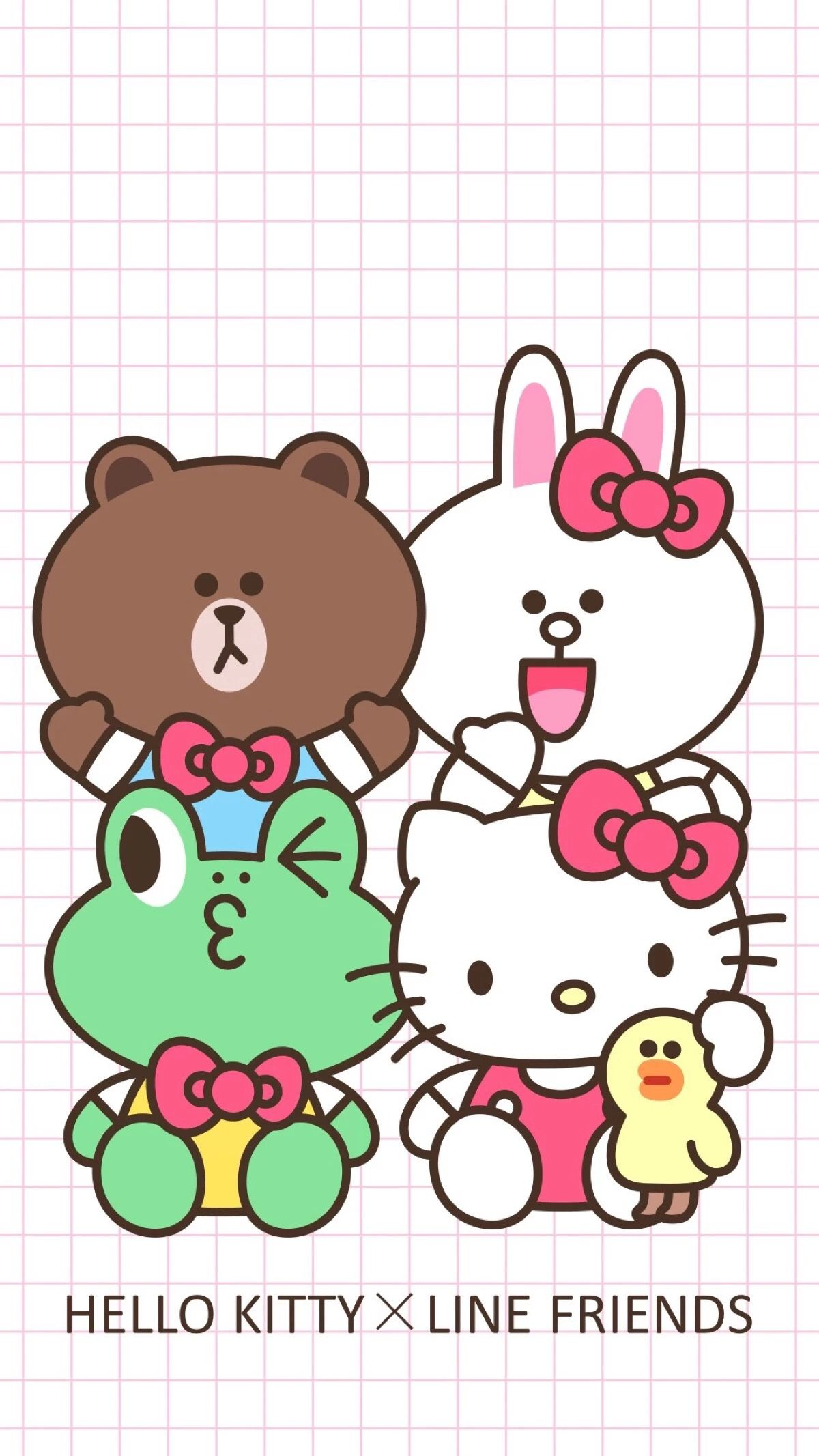 Kitty Wallpaper, Kawaii Stuff, Rilakkuma, Sanrio, Hello Kitty