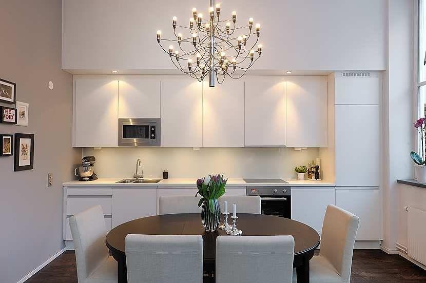 Risultati immagini per cucina living 20 mq | Piccole cucine ...