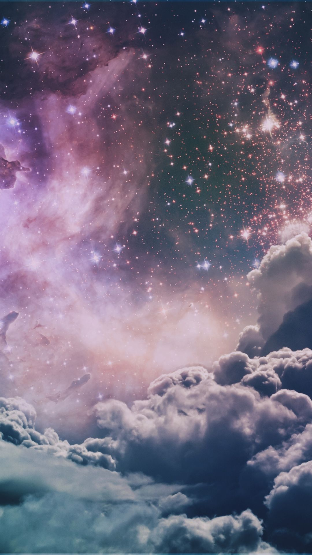 Wonderful galaxy wallpaper for your iPhone XS from Everpix #wallpaper #wallpaperiphone #inspiration #wallpaperbackgrounds