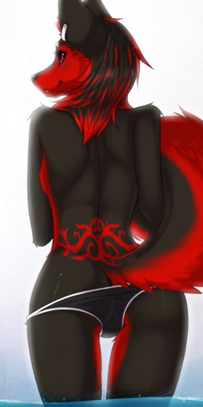 What Furry Girl ASS can