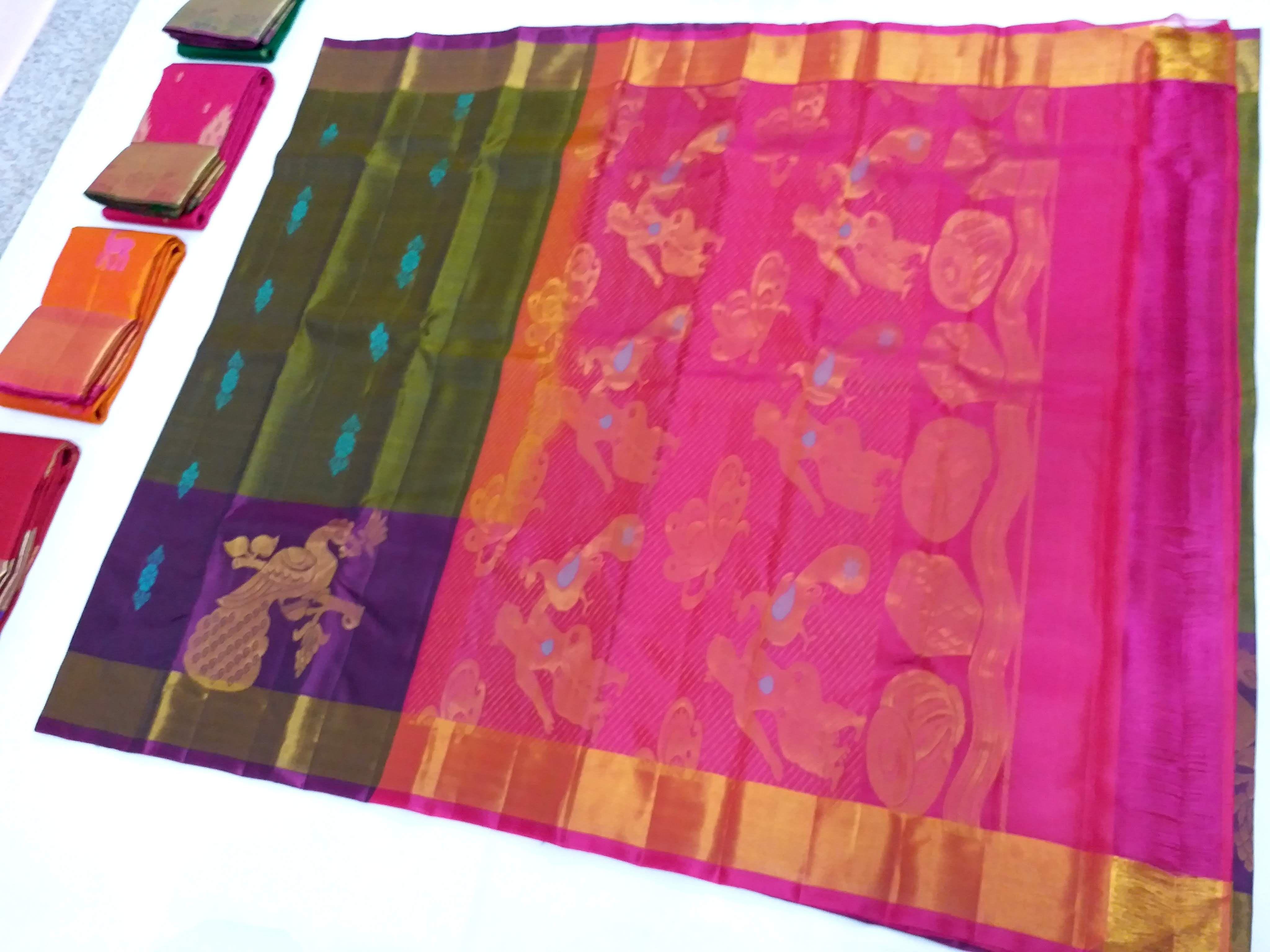 Sri Sarvalakshmi Silks Saree Manufacture & Wholesale Supplier Famous
