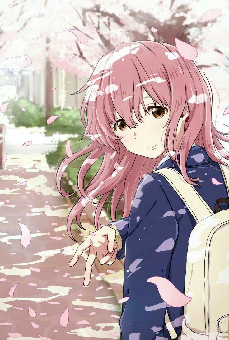 Nishimiya shokokoe no katachi anime Pinterest Anime