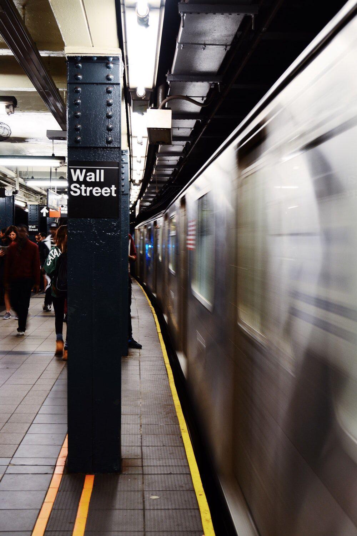 New York City Subway Wallpaper