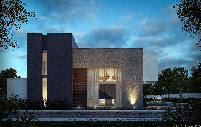 Calabria house arquitectura pinterest fachadas for Casa minimalista arquitectura