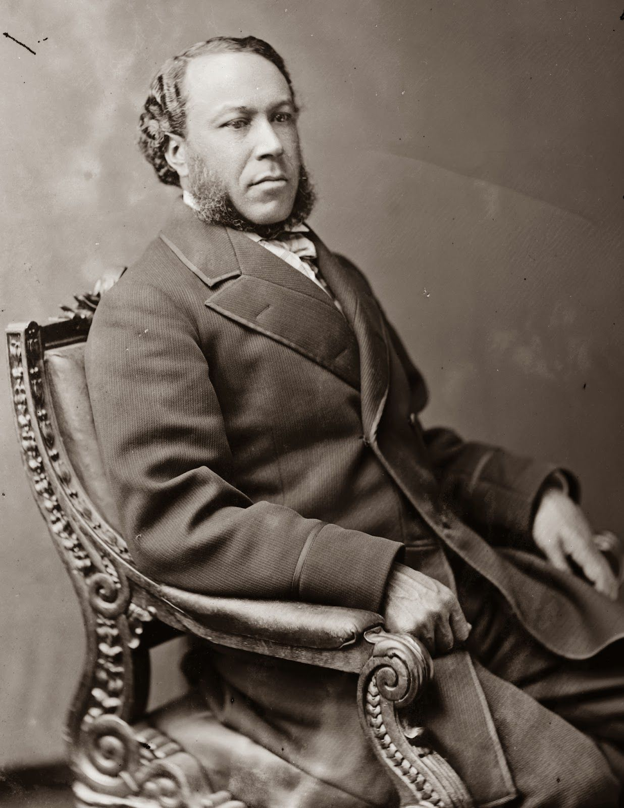 The First Representative African History Black History African American History