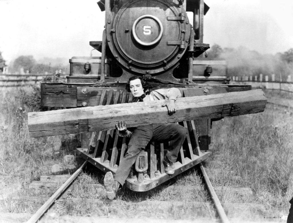 The General - Buster Keaton