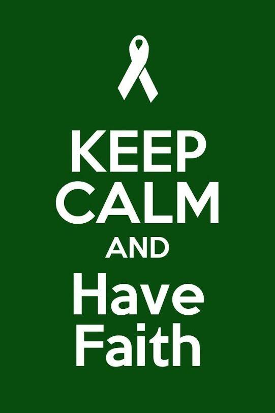 Always have faith
