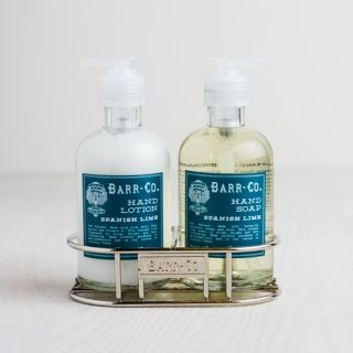 Kelley Hall-Barr is the creative spirit, and her husband, John Barr, is the businessman. Together they have created K. Hall Designs, specializing in fragrance goods for bath, body, and home. Inspired by classic Americana style, Barr-Co. products are made...