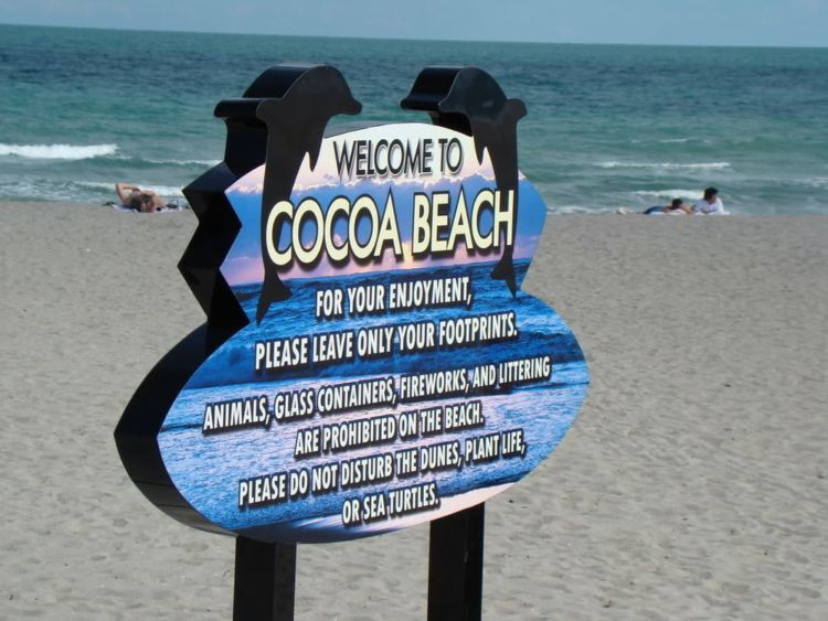 19 Free Things To Do In Orlando Only Locals Know About Cocoa Beach Florida Cocoa Beach Free Things To Do