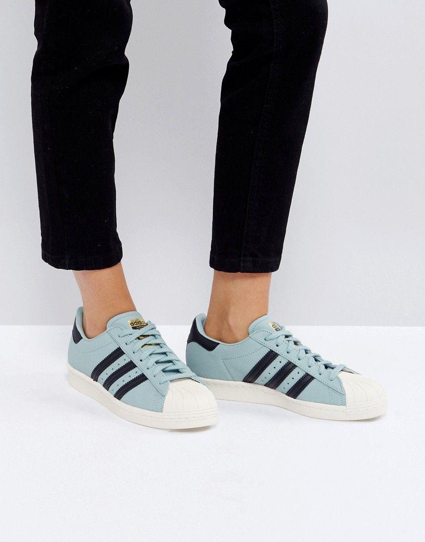 f64b1844cedfb Compra Deportivas de mujer color verde de Adidas al mejor precio. Compara  precios de zapatillas de tiendas online como Asos - Wossel España