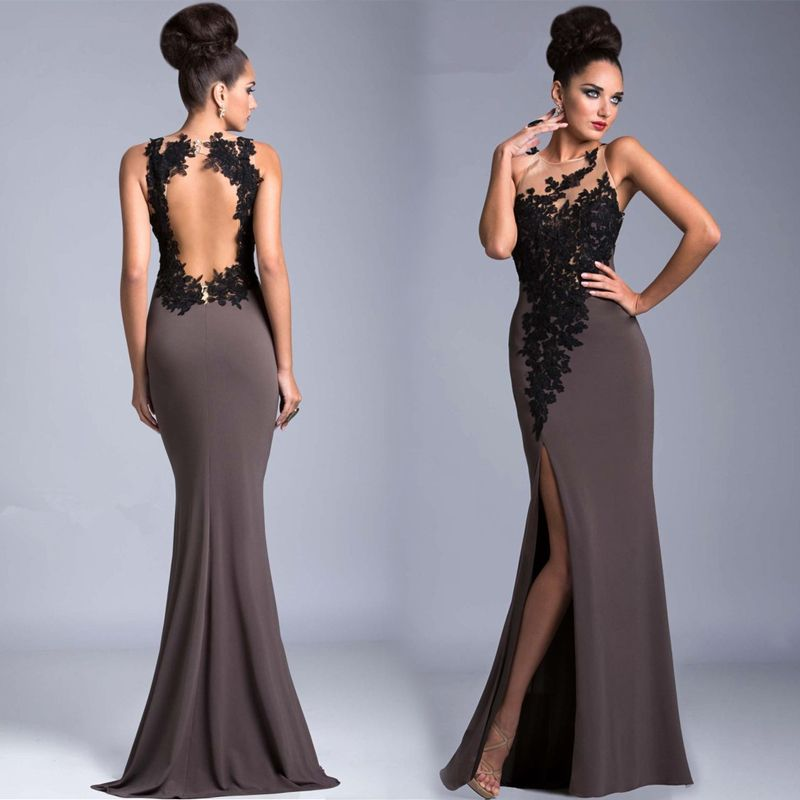 Imagenes de vestidos de fiesta elegantes