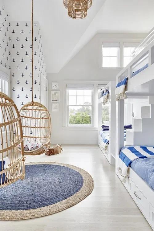 Beach house de estilo Hamptons en Amagansett, New York