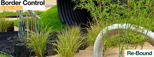 Award winning gardens from Re-Bound Products