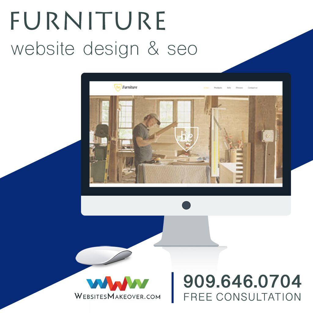 Furniture Website Design Local Web Design Company San Dimas Ca Furniturewebsitedesign W Portfolio Website Design Web Design Company Portfolio Web Design