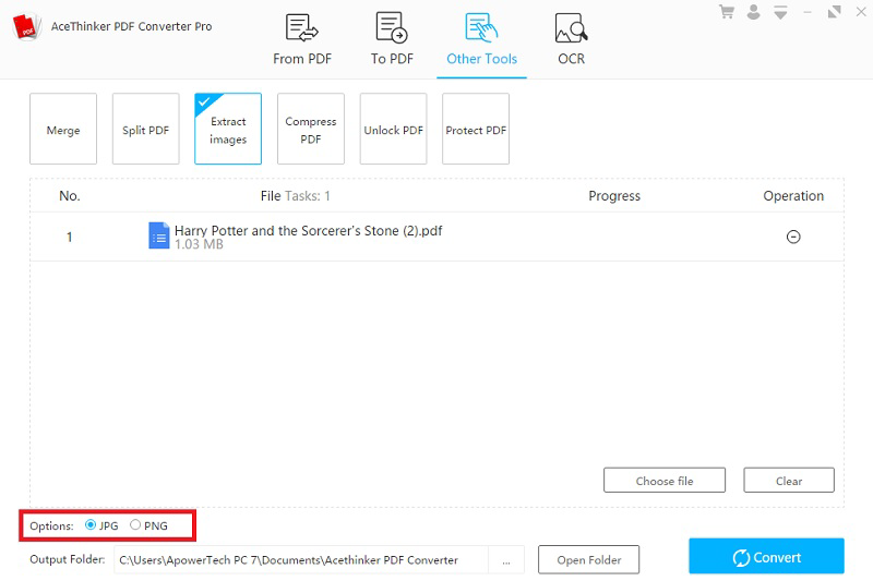image to pdf converter free download for windows 7