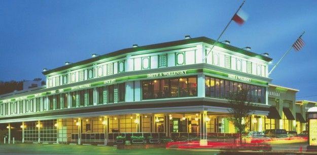 Houston Best Fine Dining Steakhouse Smith Wollensky At Highland Village