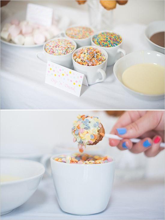 DIY Cake pops