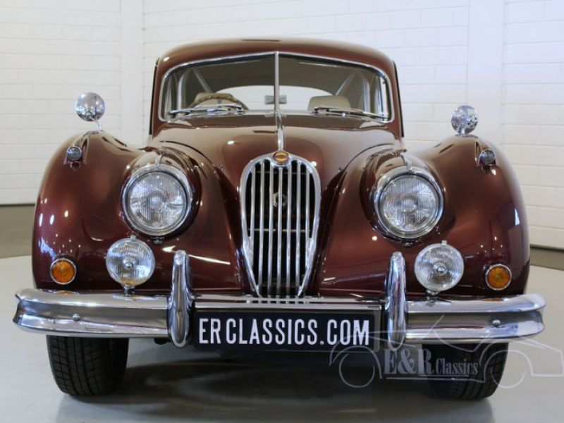 1956 Jaguar XK140 for sale - Classic car ad from CollectionCar.com ...