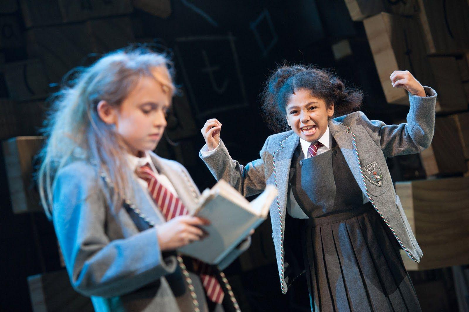 Matilda, o musical, Broadway, New York. #Matilda #musical #Broadway #Ingressos Reserve o seu ingresso: http://www.weplann.com.br/nova-york/ingressos-matilda