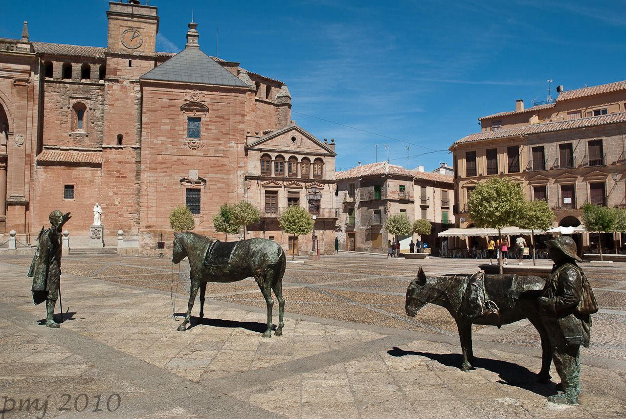 De La Moraleja A Villanueva De Los Infantes Con Imagenes La