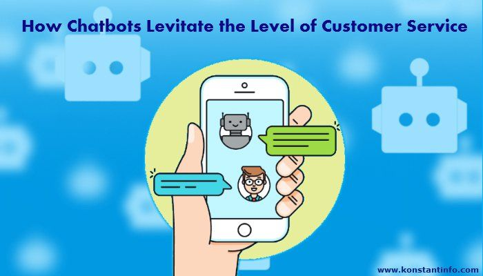 In The Modern Era Of Technology The Trend Of Chatbots As A Customer Services Is Not Just The Beginning It Android App Development App Development Development