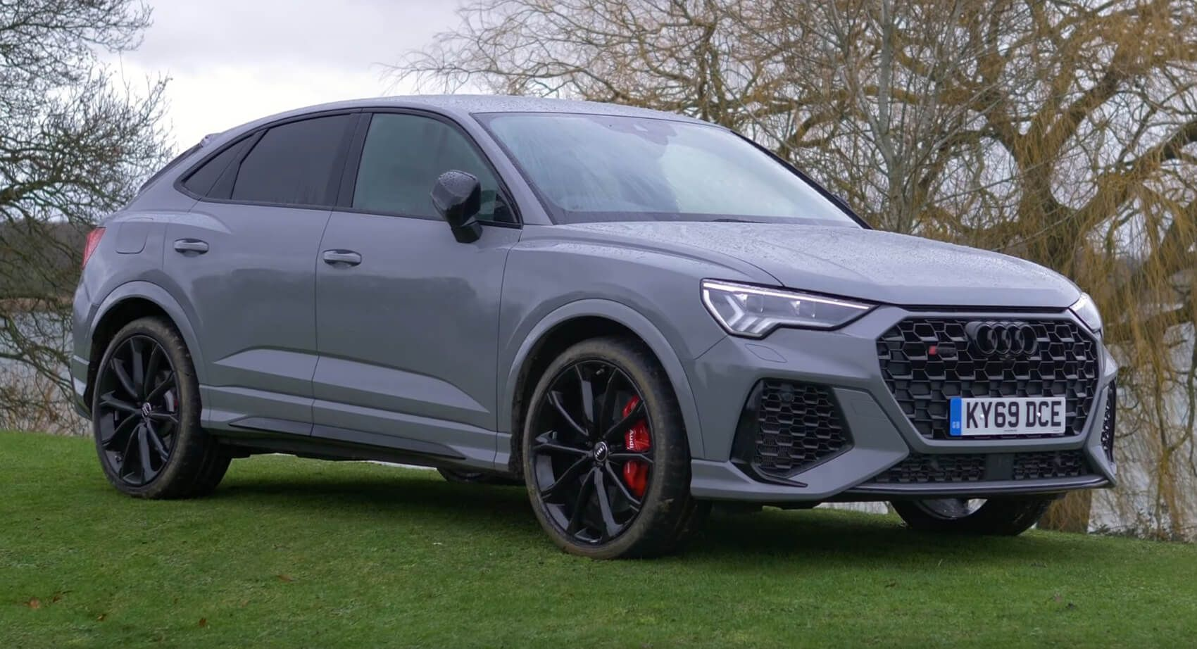 Turns Out There S A Lot To Like About The Audi Rs Q3 Sportback Carscoops In 2020 Audi Rs Audi Suv Cars