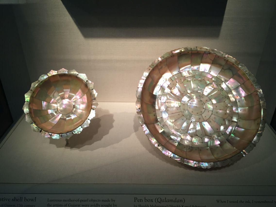 Pearl plates