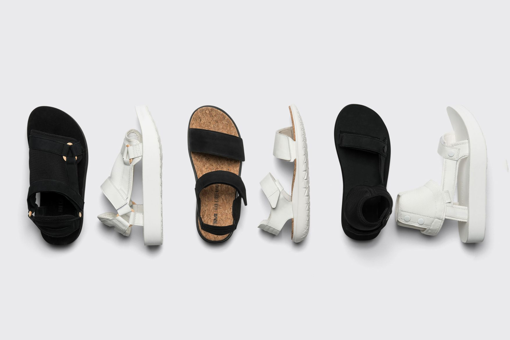 Han Kjøbenhavn and Teva Have Created the Cleanest Sandals for This Summer