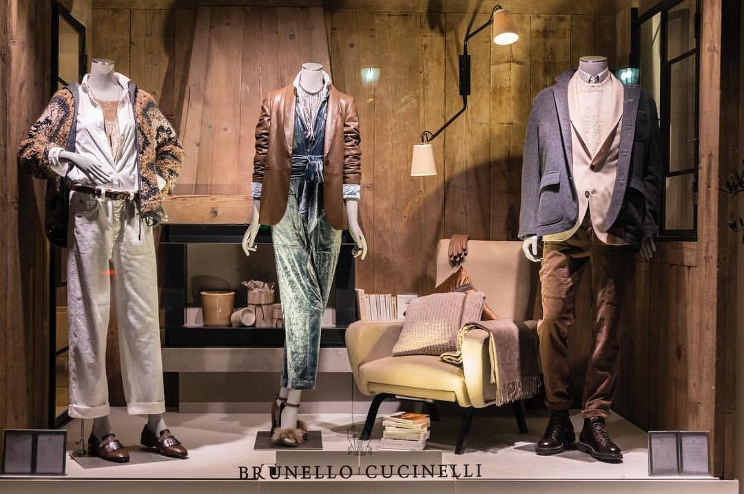 """buy good official photos free delivery BRUNELLO CUCINELLI, Paris, France, """"Listen Brian... As we ..."""