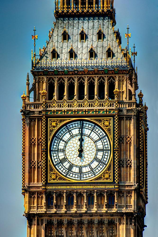 O Mostrador Do Relogio Da Torre Elizabeth Que Abriga O Big Ben Em Londres Inglaterra Reino Unido O Big Ben E O S Big Ben Big Ben Photography Big Ben London